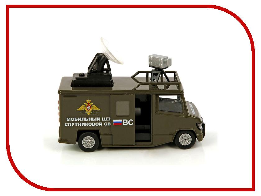Машина Пламенный мотор Станция спутниковой связи 870064 машинка пламенный мотор внедорожник 87593
