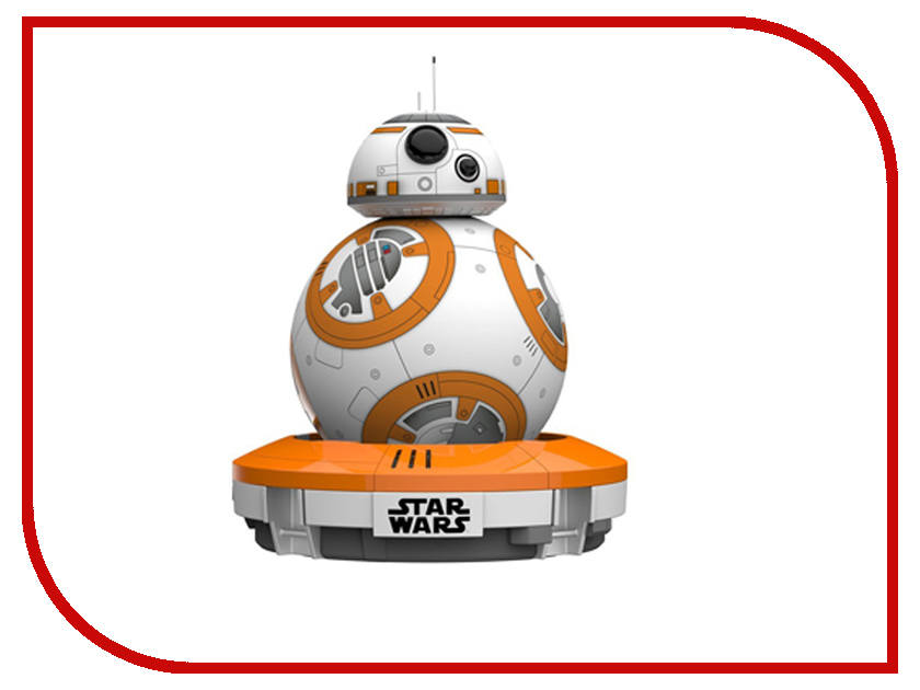 Игрушка Sphero BB-8 with Trainer R001TRW-1