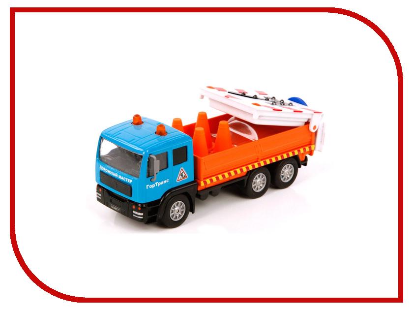 Машина Пламенный мотор Дорожный мастер 870090 машина пламенный мотор омон 870040