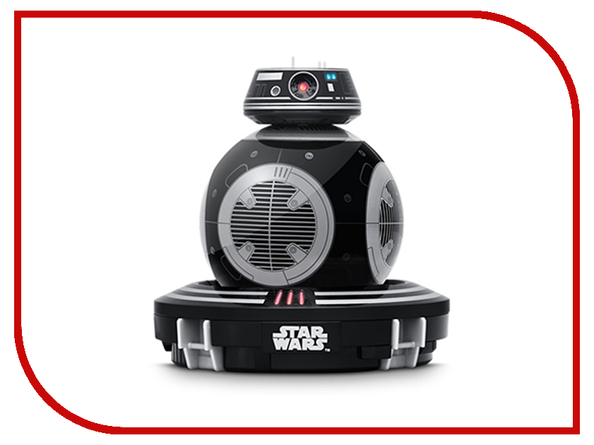 Игрушка Sphero BB-9E VD01ROW-1 цена и фото