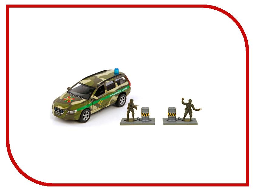 Машина Пламенный мотор Volvo Пограничные войска 870079