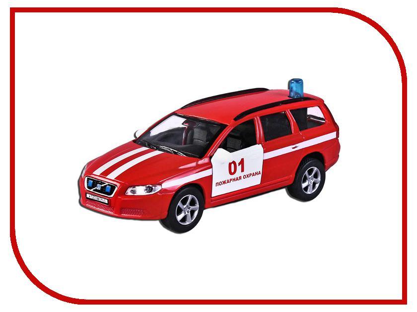 Машина Пламенный мотор Volvo V70 Пожарная охрана 870189 машина пламенный мотор volvo v70 дпс 870082