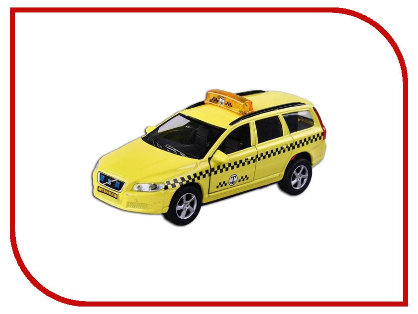 Игрушка Пламенный мотор Volvo V70 Такси 870190 трамвай городской пламенный мотор