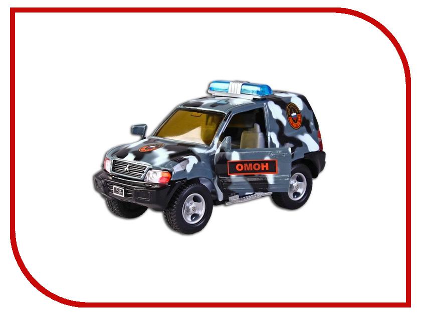 Машина Пламенный мотор Mitsubishi Омон 870202 машинка пламенный мотор внедорожник 87593