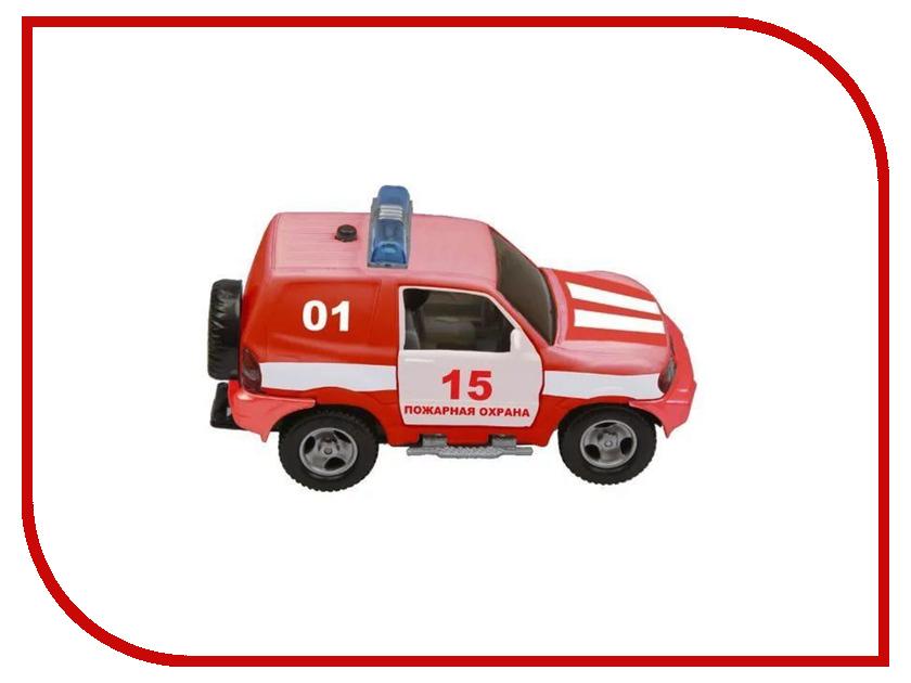 Машина Пламенный мотор Mitsubishi Пожарная охрана 870205 машинка пламенный мотор внедорожник 87593