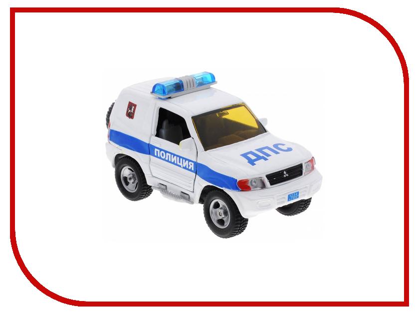 Машина Пламенный мотор Mitsubishi Полиция ДПС 870206 машинка пламенный мотор внедорожник 87593