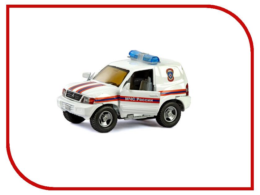 Машина Пламенный мотор Mitsubishi МЧС России 870204 машинка пламенный мотор внедорожник 87587