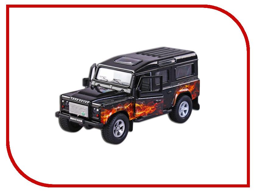 Машина Пламенный мотор Landrover Defender Пламя 870197 машина пламенный мотор омон 870040