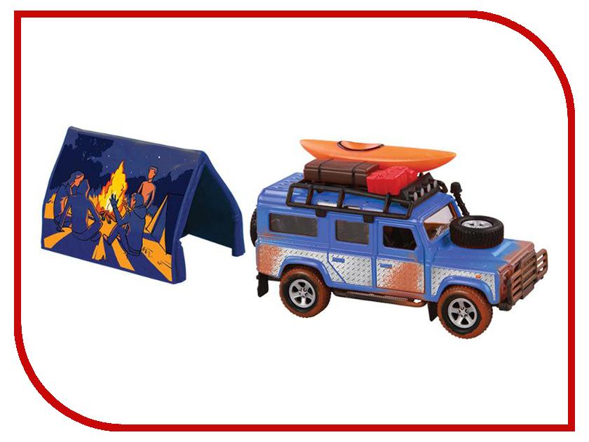 Игрушка Пламенный мотор Land Rover Путешествие вокруг света 870102 машина пламенный мотор volvo v70 пожарная охрана 870189