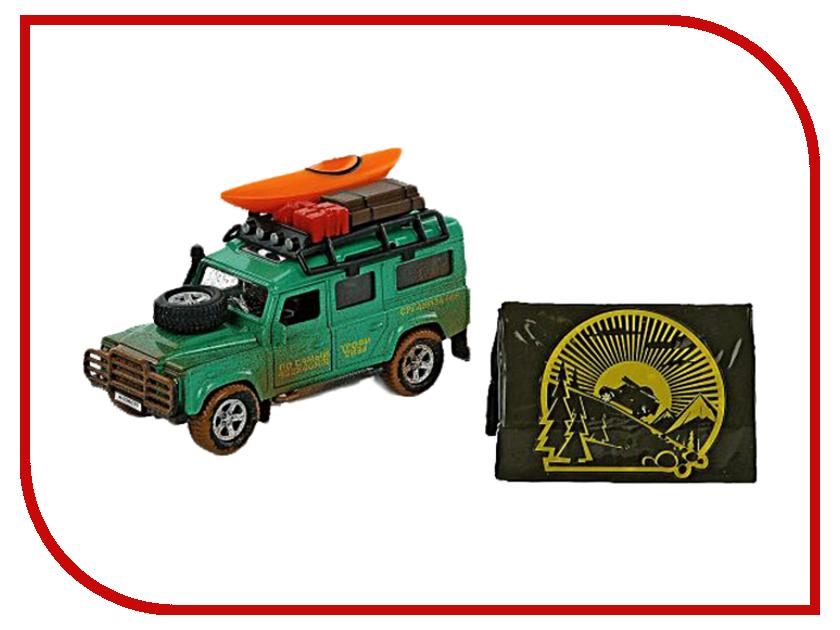 Машина Пламенный мотор Land Rover Трофи 870101 машинка пламенный мотор внедорожник 87593