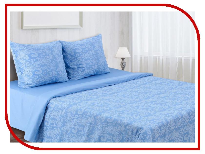 Постельное белье Этель Орландо Комплект Евро Мако-Сатин 1157189 постельное белье этель калейдоскоп комплект 1 5 спальный мако сатин 2346502