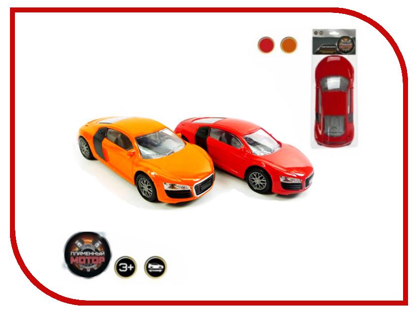 Машина Пламенный мотор Audi R8 87424 машина пламенный мотор омон 870040