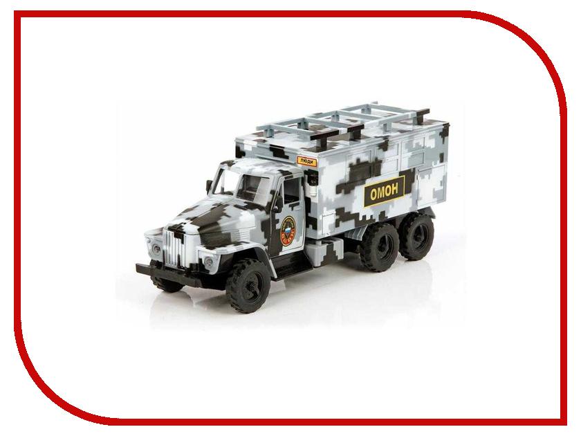 Машина Пламенный мотор Омон 870044 машина пламенный мотор грузоперевозки 870038