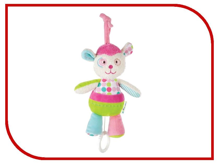 жирафики развививаша игрушка спираль овечка розова 939277 Игрушка Жирафики Подвесная игрушка Милашка Пэнни 939380