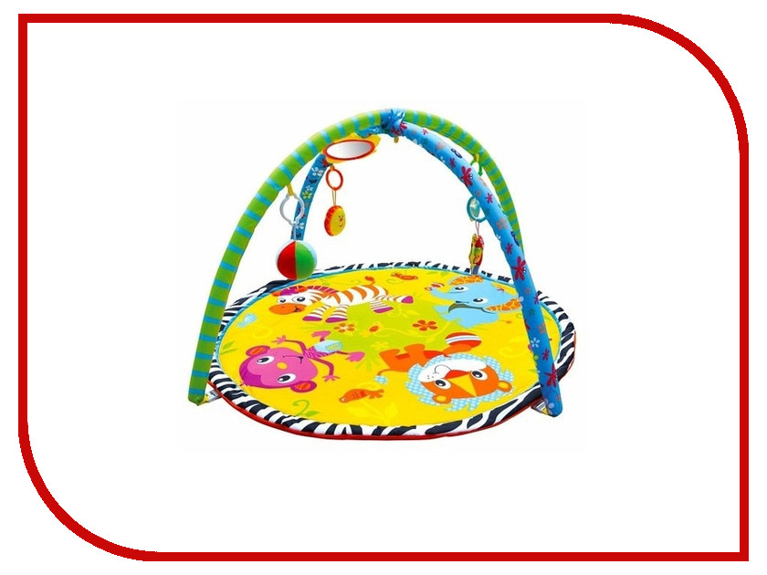 Развивающий коврик Жирафики Джунгли зовут 939315