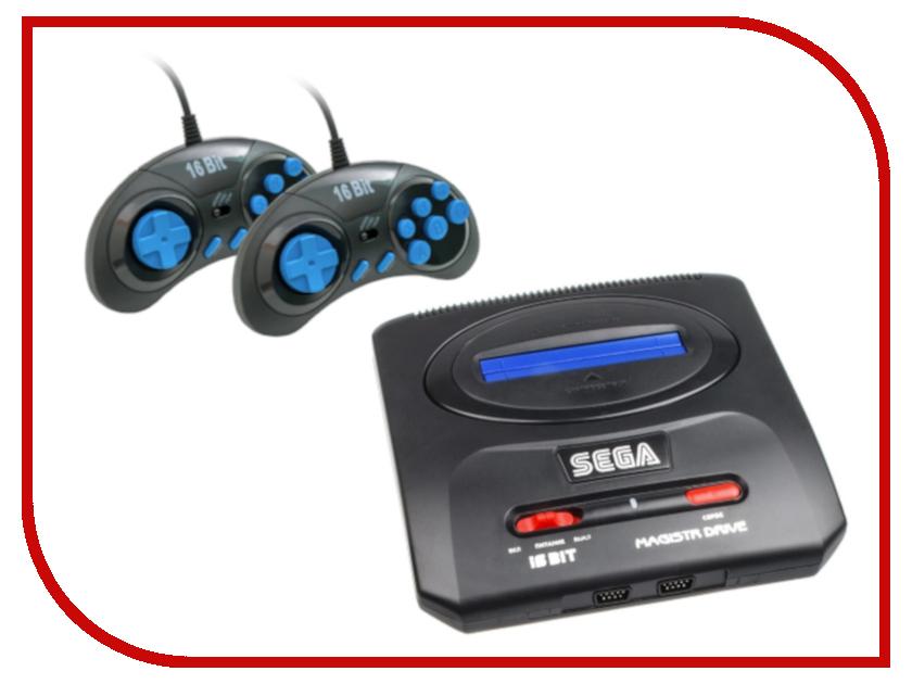 Игровая приставка SEGA Magistr Drive 2 + 160 игр dvtech sega magistr drive 2 lit игровая приставка 98 игр