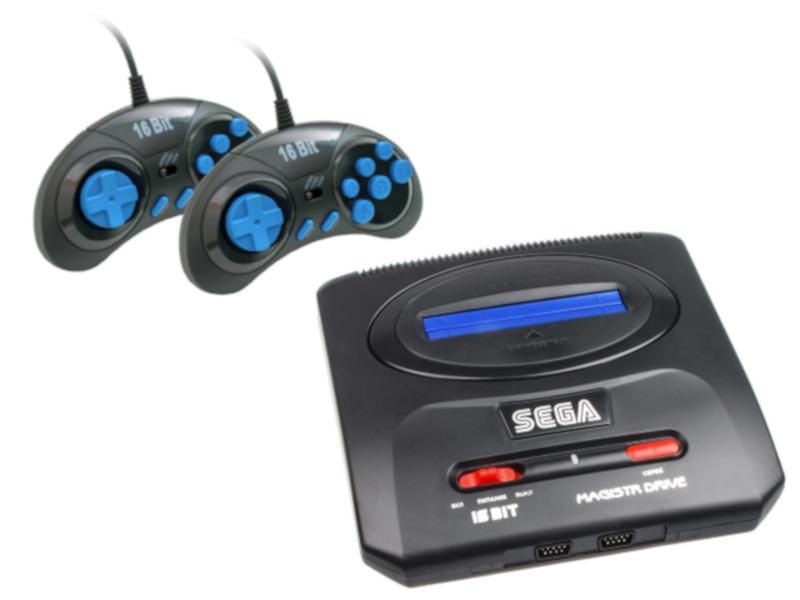 Игровая приставка SEGA Magistr Drive 2 Little + 160 игр