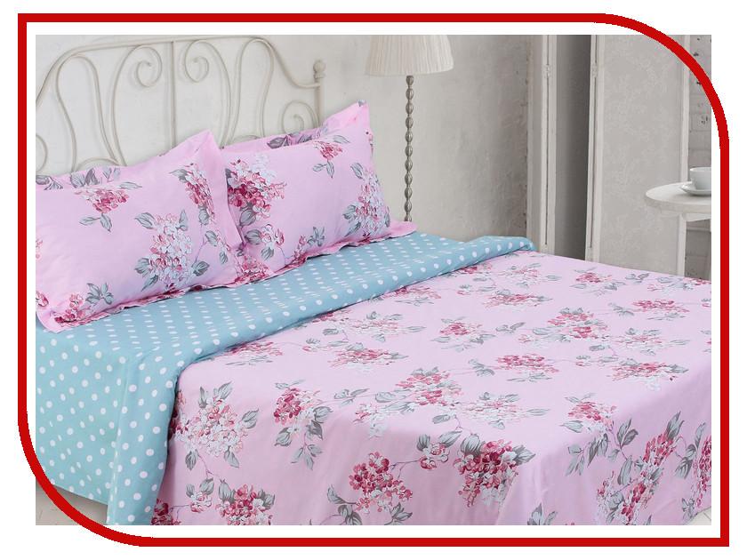 Постельное белье Этель Premium Нежный рассвет Комплект 2 спальный Сатин 1773458 pleer ru ооо рассвет