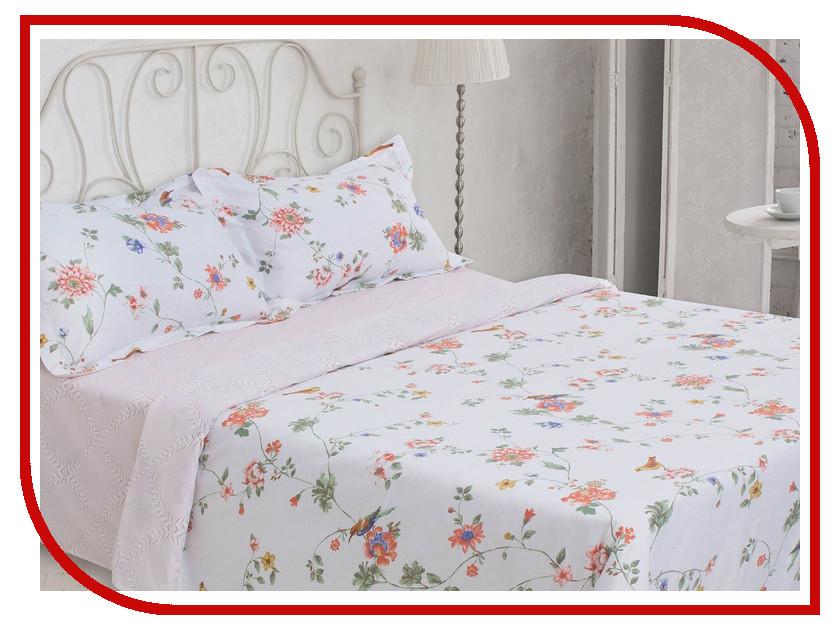 Постельное белье Этель Premium Экрю Комплект 2 спальный Сатин 1773451 постельное белье рагнеда сатин 2 спальный