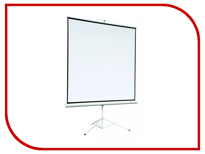 Экран Digis Kontur-A DSKA-4305 180x240cm экран переносной на штативе digis dska 4303 kontur a 150 x 200 см