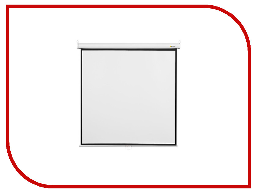 рулонный экран для проектора digis optimal b dsob 1103 mw Экран Digis Optimal-B DSOB-1102 160x160cm