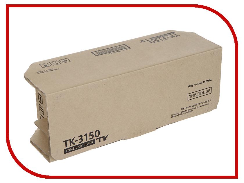 Картридж Kyocera TK-3150 Black для Ecosys M3040idn/M3540idn 1T02NX0NL0 принтер kyocera p3060dn
