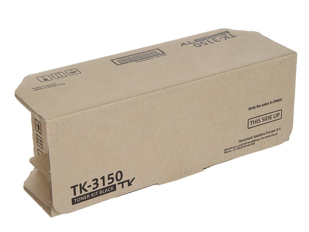 Картридж Kyocera TK-3150 Black для Ecosys M3040idn/M3540idn 1T02NX0NL0 цена в Москве и Питере