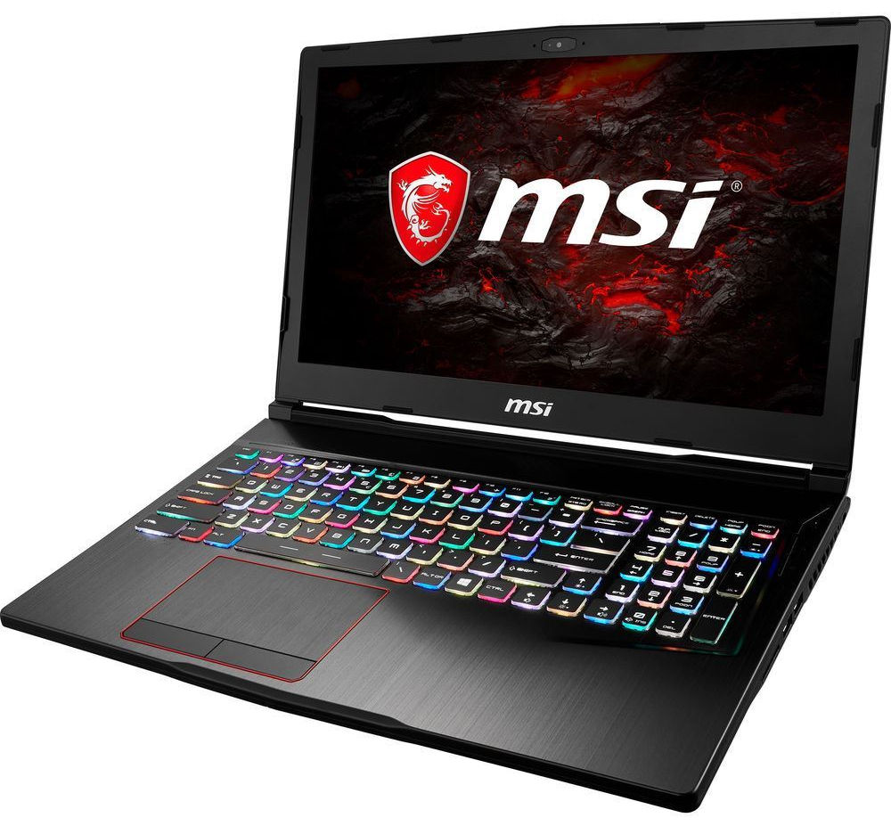 Ноутбук MSI GE63VR 7RF-207RU 9S7-16P112-207 (Intel Core i7-7700HQ 2.8 GHz/16384Mb/1000Gb/No ODD/nVidia GeForce GTX 1070 8192Mb/Wi-Fi/Bluetooth/Cam/15.6/1920x1080/Windows 10 64-bit) купить недорого в Москве