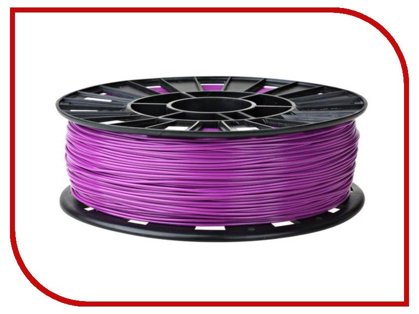 Аксессуар Filamentarno! Prototyper S-Soft пластик 1.75mm Purple 750гр аксессуар rec hips пластик 1 75mm natural 750гр