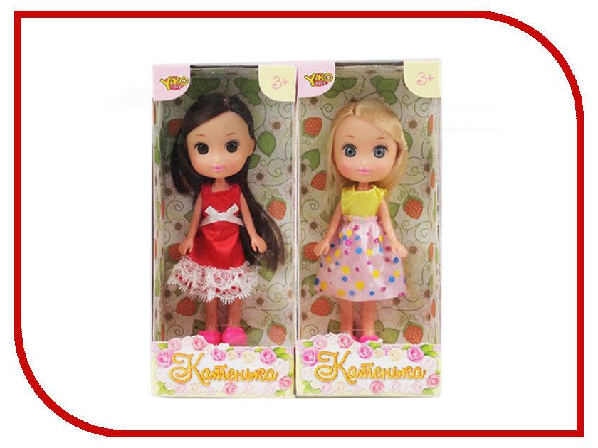 Кукла Yako Катенька M6618