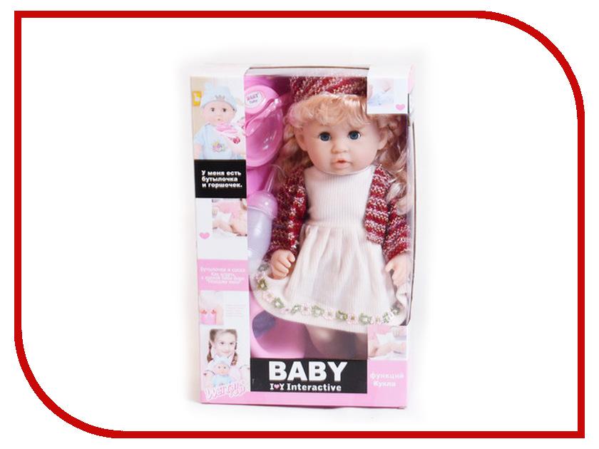 Кукла Yako Y20084321 кукла yako m6579 6