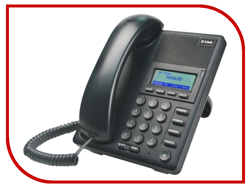 VoIP оборудование D-Link DPH-120SE