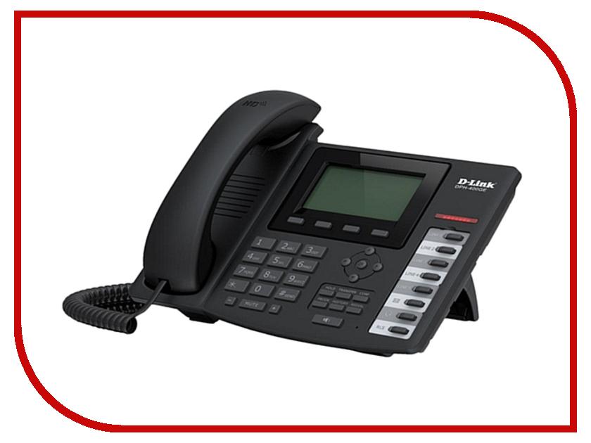 VoIP оборудование D-Link DPH-400GE/F1A