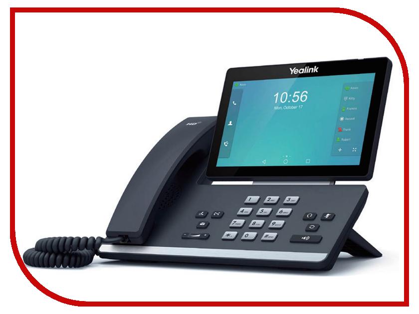 VoIP оборудование Yealink SIP-T58A voip yealink sip t27p