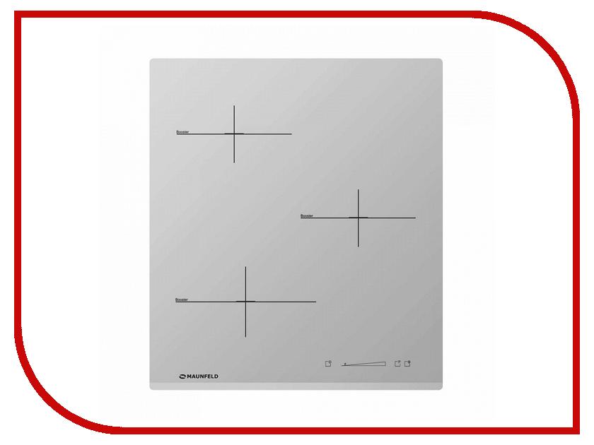 Варочная панель Maunfeld MVI45.3HZ.3BT-WH люстра панель 1 7177 wh y led