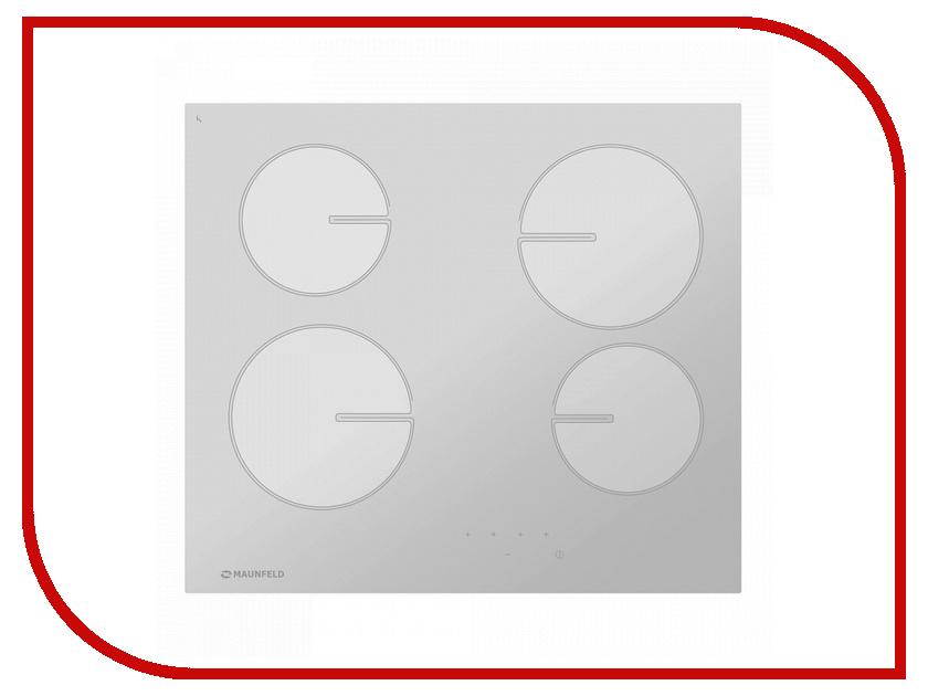 Варочная панель Maunfeld MVCE59.4HL.SZ-WH люстра панель 1 7177 wh y led