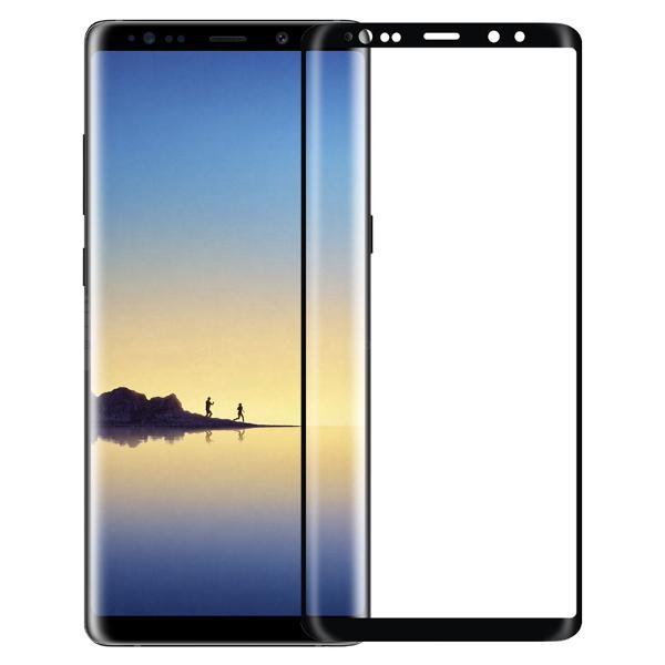 Аксессуар Защитное стекло Mobius 3D Curved Edge для Samsung Galaxy Note 8 Black защитное стекло mobius samsung note 8 черный