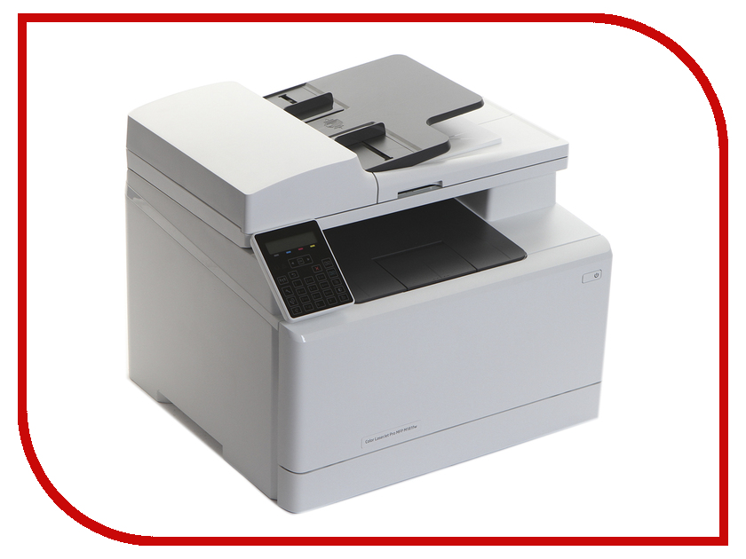 МФУ HP Color LaserJet Pro MFP M181fw hewlett packard hp color laserjet pro mfp m277n цветной лазерный мфу