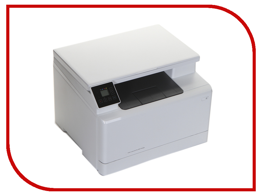 МФУ HP Color LaserJet Pro MFP M180n hewlett packard hp color laserjet pro mfp m277n цветной лазерный мфу