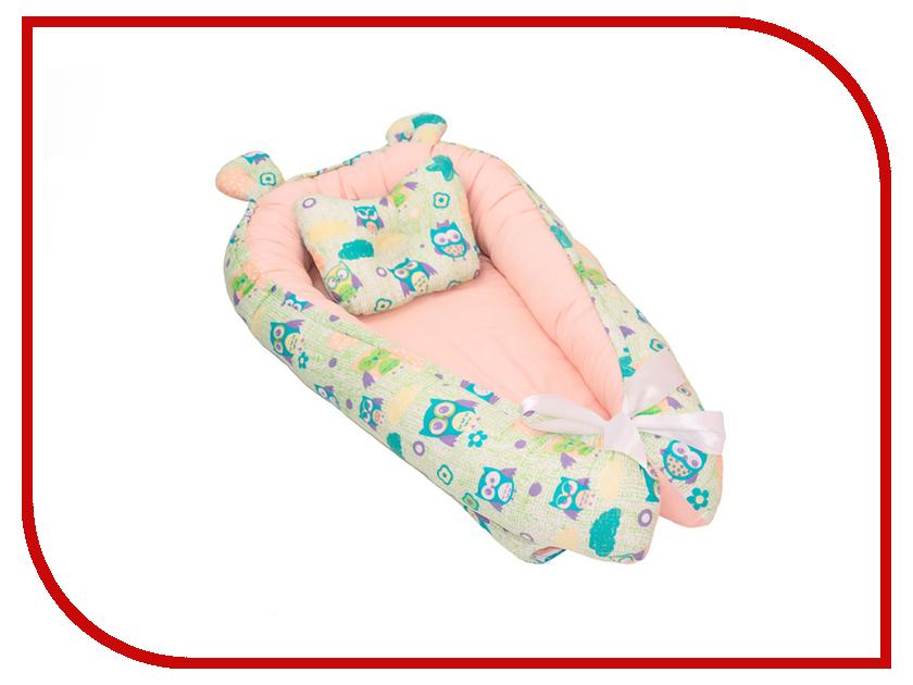 Детский матрас Smart Textile Бэби-гнёздышко Люкс 60x90 ST346