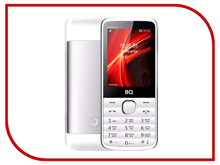 цена на Сотовый телефон BQ 2806 Energy XL White