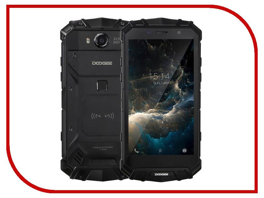 Сотовый телефон DOOGEE S60 Black смартфон doogee x50 black