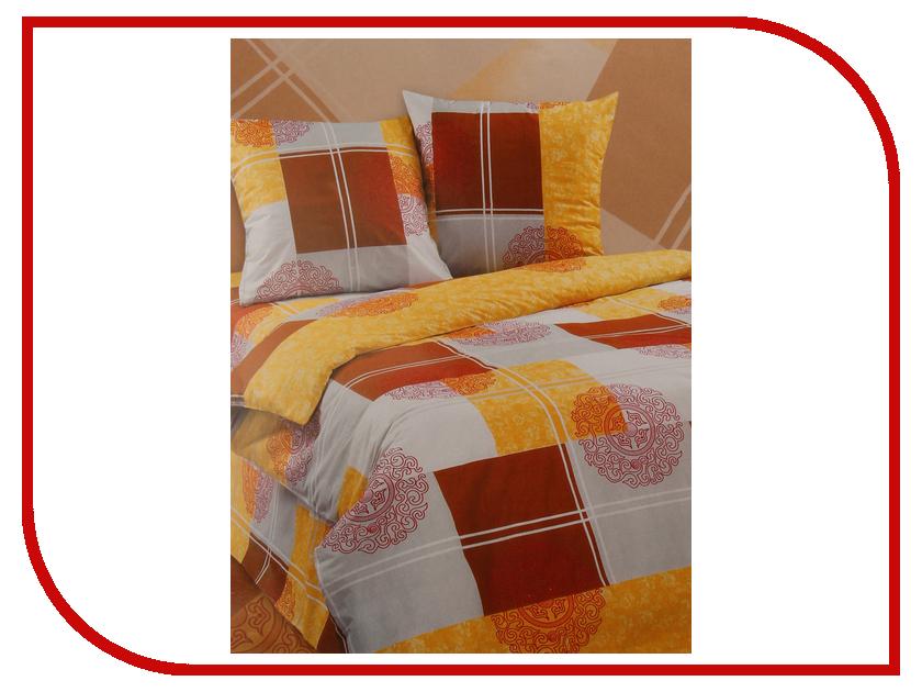 Постельное белье Экзотика Персия Комплект 2 спальный, простыня на резинке Поплин постельное белье экзотика адель комплект 1 5 спальный поплин