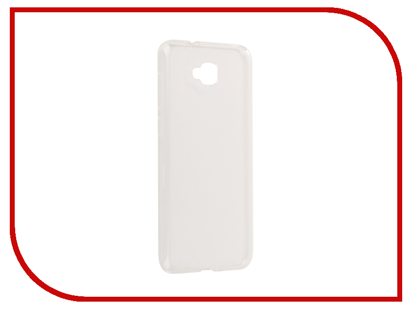 Аксессуар Чехол Asus Zenfone 4 Selfie ZD553KL / ZB553KL DF aCase-42 чехол силиконовый супертонкий для asus zenfone zoom zx550 zx551ml df acase 08 белый