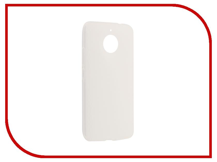 Аксессуар Чехол для Motorola Moto E4 Plus DF mCase-08