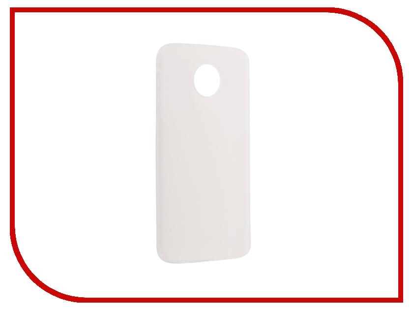 Аксессуар Чехол для Motorola Moto Z Play DF mCase-10