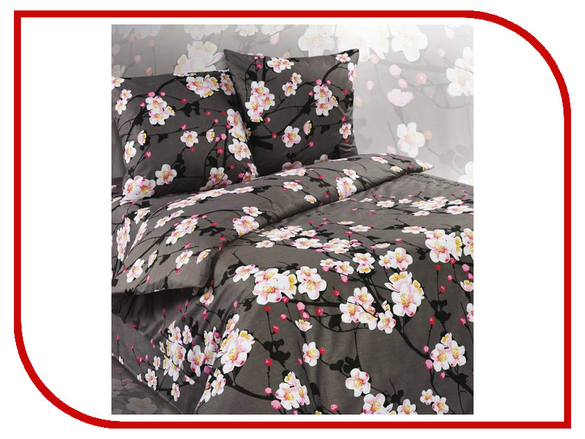 Постельное белье Экзотика Милонга Комплект 2 спальный Поплин