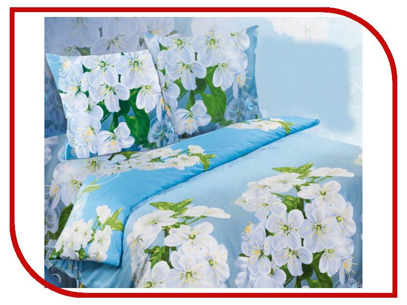 Постельное белье Экзотика Виктория Комплект 2 спальный Поплин