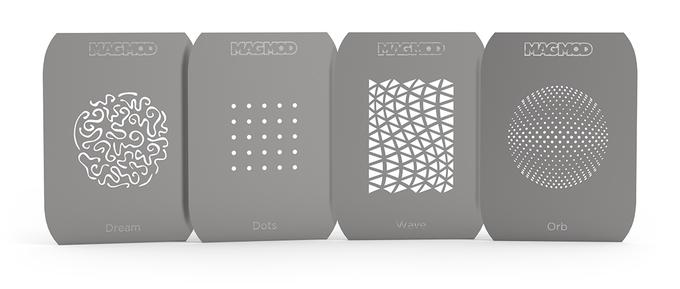 Набор насадок для отражателя MagMod MagMask Pattern 1 MMMASKPA01