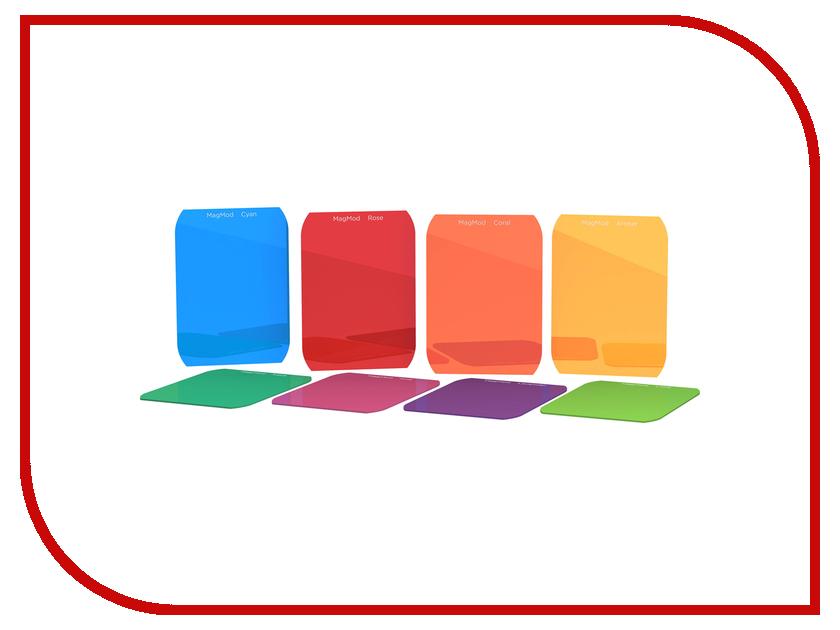 Zakazat.ru: Набор пластиковых фильтров MagMod Artistic Gels